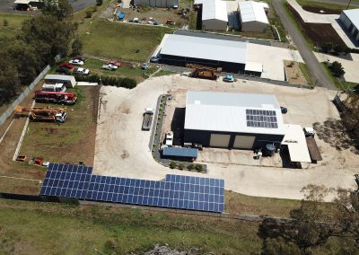 Allora_Solar Panel Installation