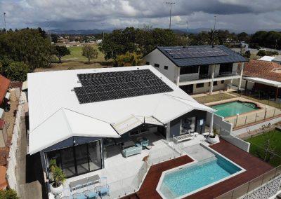 REC Solar Panel Installation @ Mermaid Waters_4