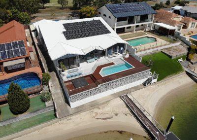 REC Solar Panel Installation @ Mermaid Waters_3