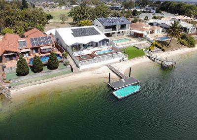 REC Solar Panel Installation @ Mermaid Waters_2
